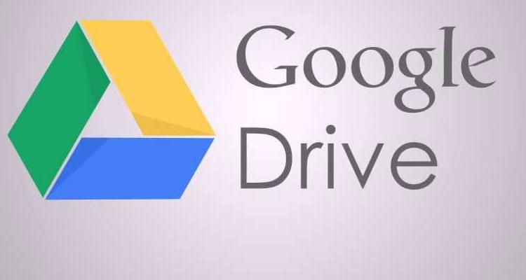 que significa logo de google drive