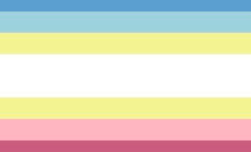 Bandera del movimiento MAP: Minor-Attracted Person