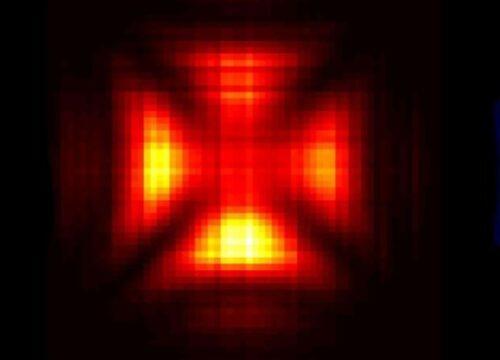 la primera particula de luz