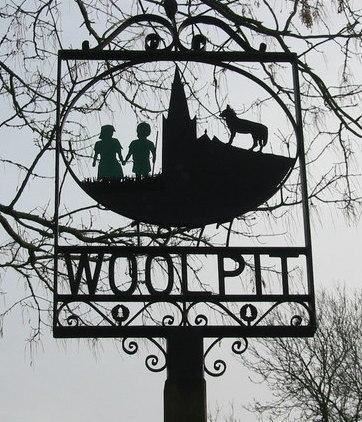 los niños verdes de woolpit
