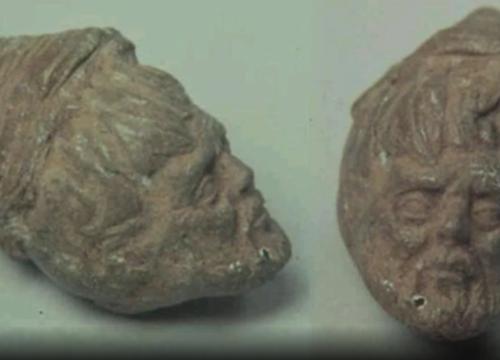 la cabeza romana descubierta en toluca
