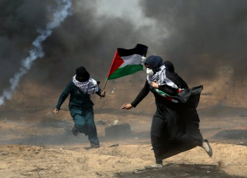 conflicto palestino israelí