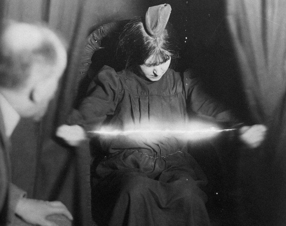 los fantasmas son fenómenos electromagnéticos