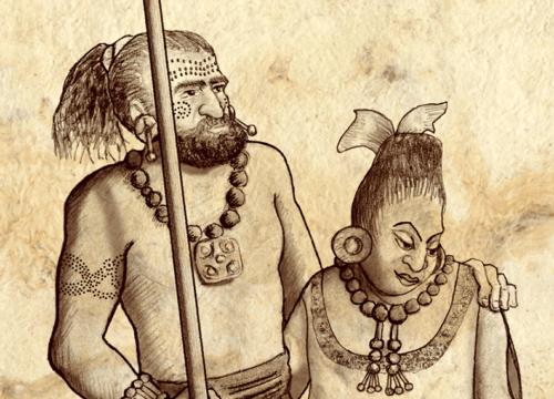 españoles que lucharon con los indígenas